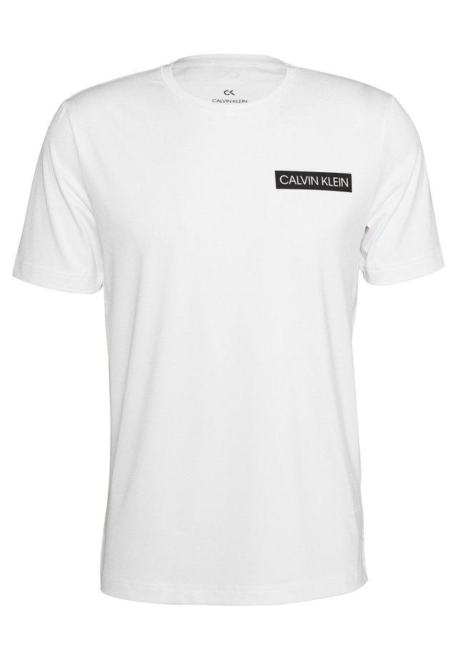 SHORT SLEEVE - T-shirt med print - white