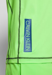 Calvin Klein Performance - SHORT SLEEVE - Print T-shirt - green