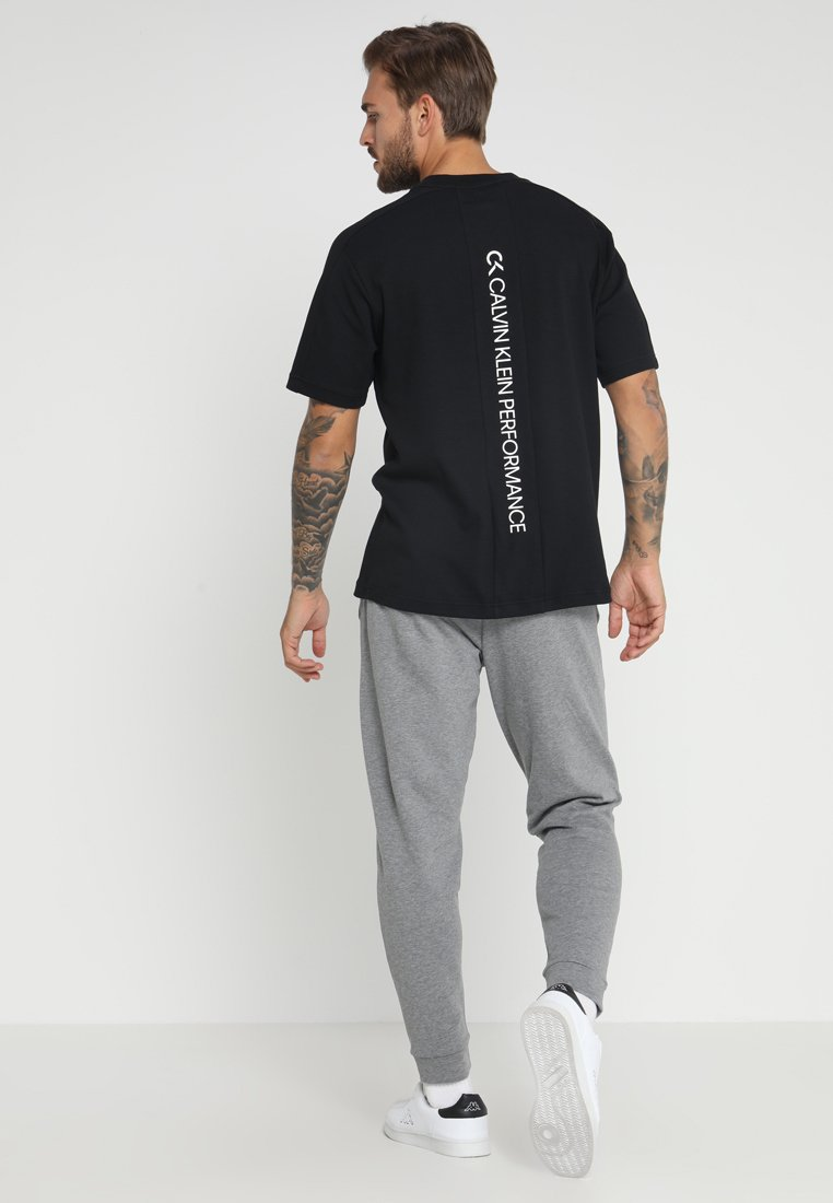 PantPantalon Survêtement Calvin De Klein Grey Performance eWEH9DYI2