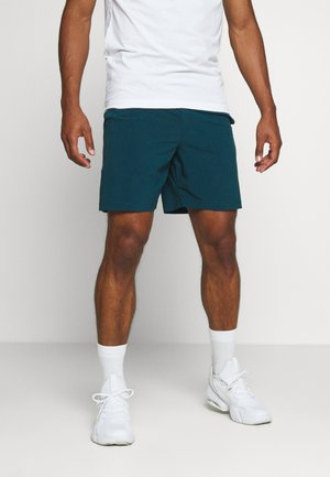 SHORT - Sports shorts - blue