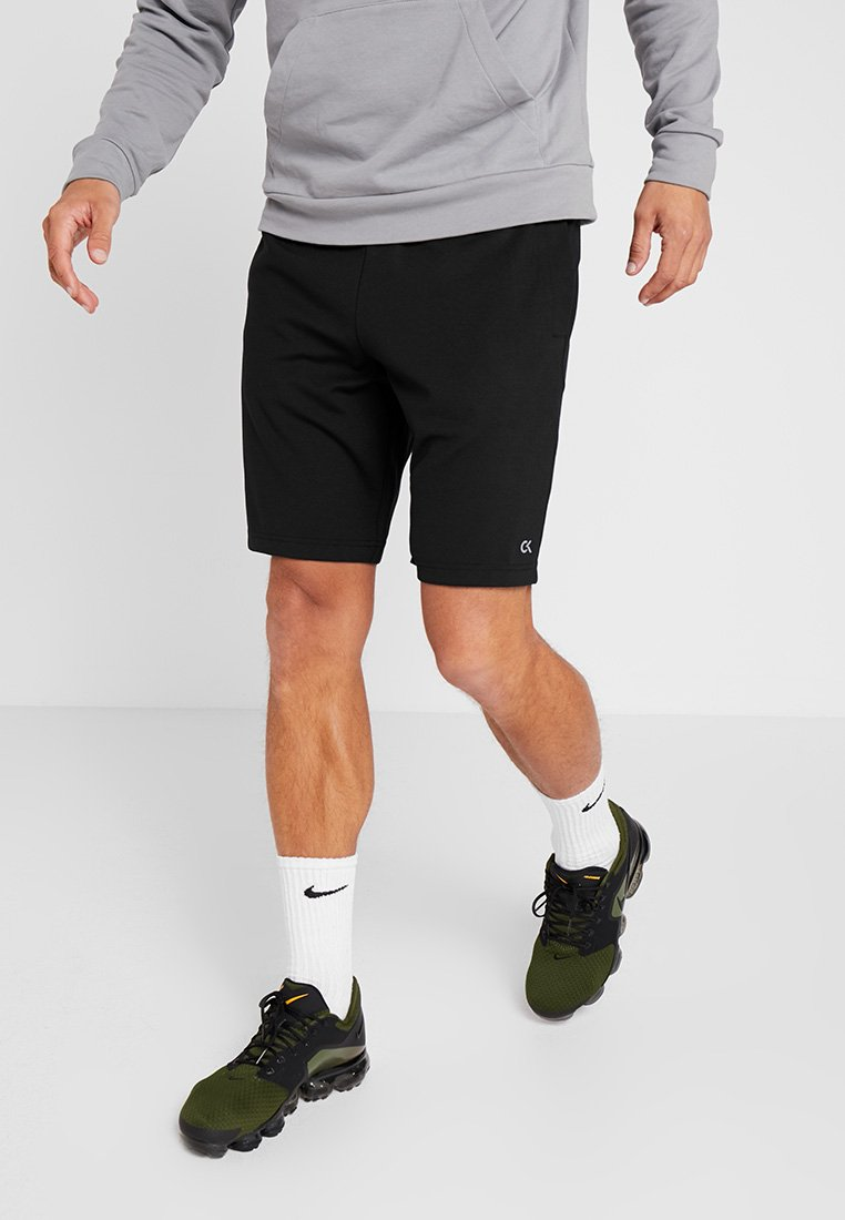 Calvin Klein Performance - SHORT - Pantaloncini sportivi - black/bright white