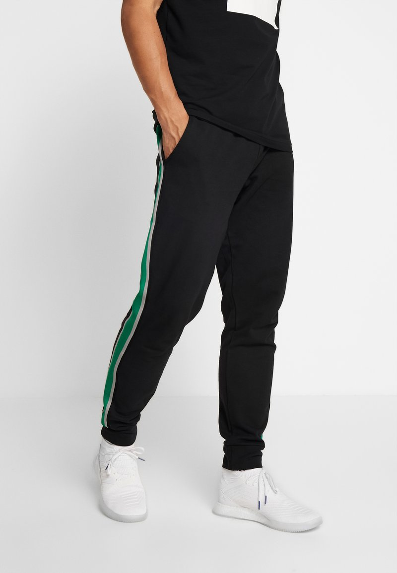 Calvin Klein Performance - PANTS - Tracksuit bottoms - black