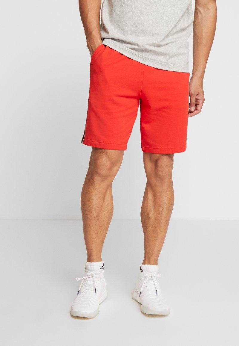 Calvin Klein Performance - Korte sportsbukser - red