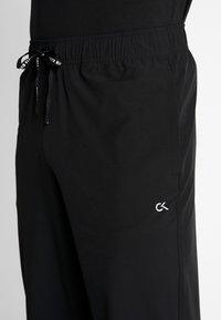 Calvin Klein Performance - PANT - Joggebukse - black - 4