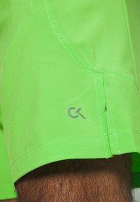 Calvin Klein Performance - SHORT - Pantaloncini sportivi - green - 7