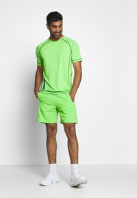 Calvin Klein Performance - SHORT - Pantaloncini sportivi - green - 1
