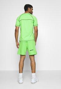 Calvin Klein Performance - SHORT - Pantaloncini sportivi - green - 2