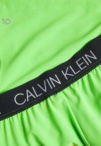 Calvin Klein Performance - SHORT - Pantaloncini sportivi - green - 6