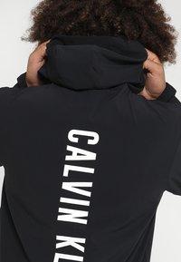 Calvin Klein Performance - JACKET - Veste coupe-vent - black - 3