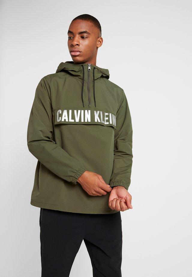 ZIP JACKET - Sports jacket - green