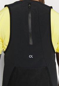 Calvin Klein Performance - VEST - Liivi - black - 4