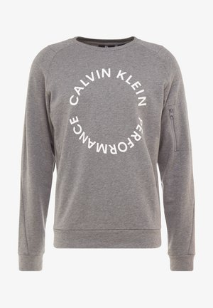 Sweater - medium grey heather