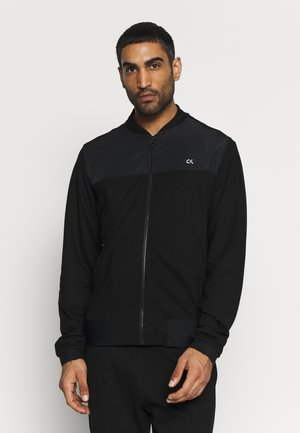 BOMBER JACKET - Trainingsvest - black