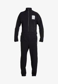 Calvin Klein Performance - LONG SLEEVE JUMPSUIT - Tracksuit - black - 8