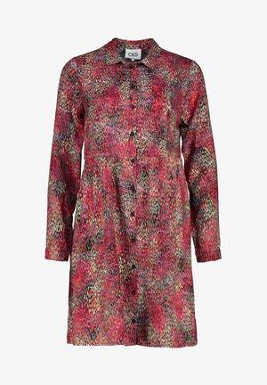 MACHELA - Shirt dress - multi red