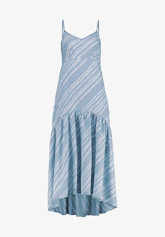 CKS FRIEDE - Korte jurk - bleach blue