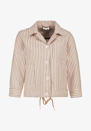 LARITTA - Button-down blouse - salmon