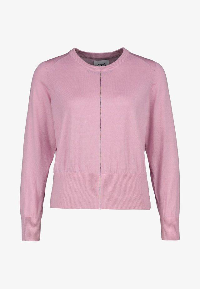 TENLEY - Trui - rose pink