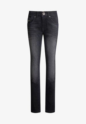 JOGDEN - Slim fit jeans - black denim