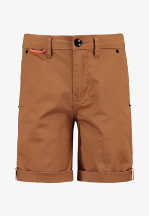 BOLTON - Shorts - cognac