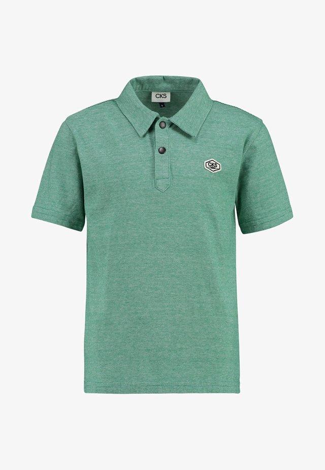 YACOB - Poloshirt - green