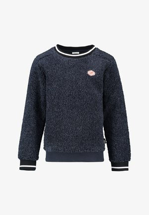 Pullover - blue antra