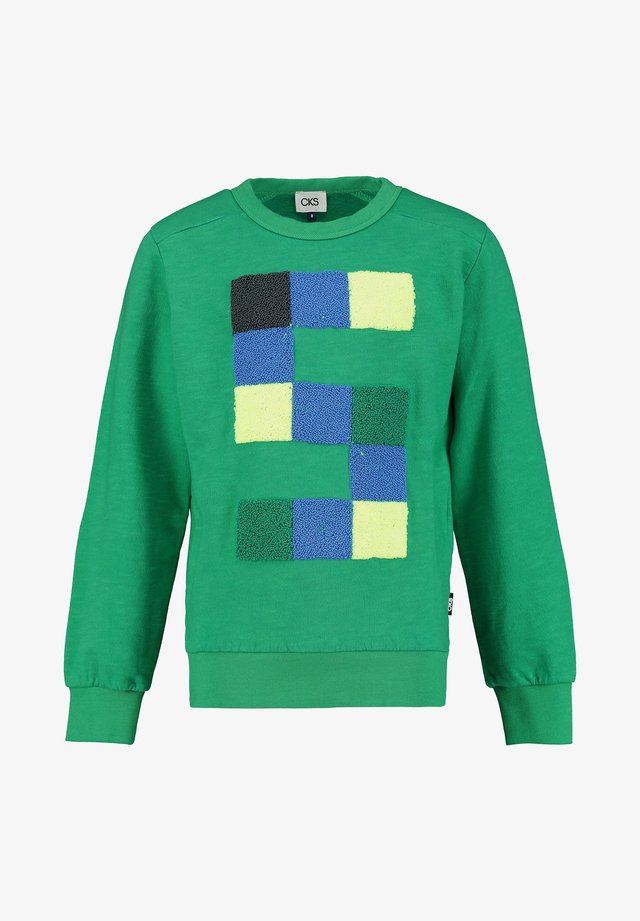 BERNIAN - Sweater - green bay