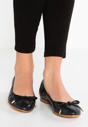 GRACE - Ballerina's - black