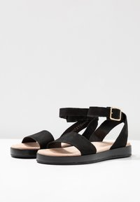 Clarks - BOTANIC IVY - Sandals - black - 4