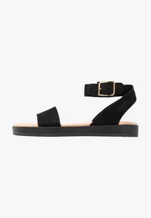 BOTANIC IVY - Sandals - black