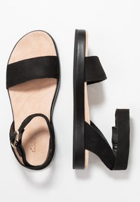Clarks - BOTANIC IVY - Sandals - black - 3
