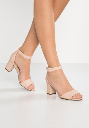 DEVA MAE - Sandaler - nude