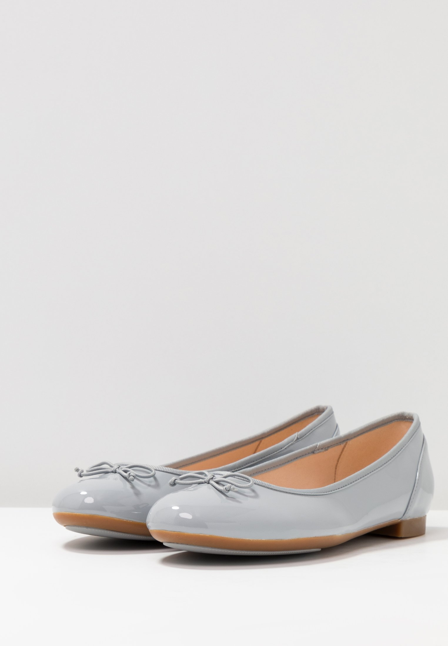 Grey BloomBallerines Couture Clarks Clarks blue uTFJ31lKc