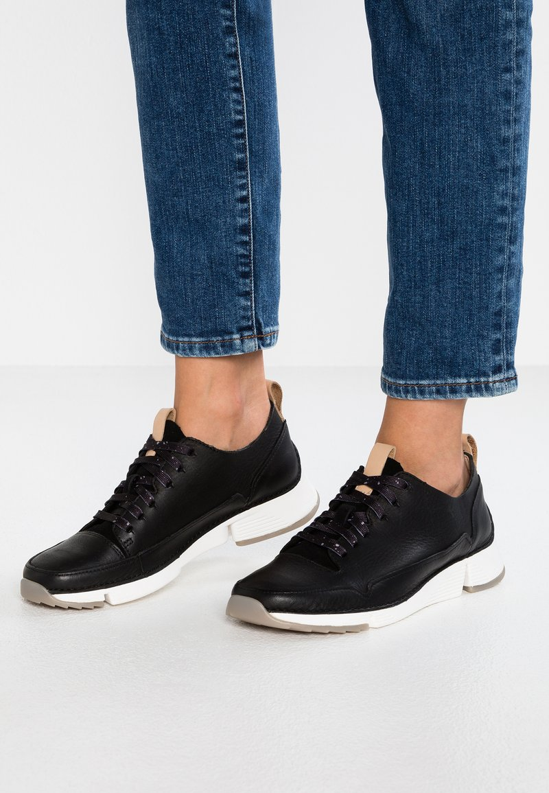 Clarks - TRI - Sneaker low - black