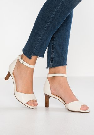 LAURETI GRACE - Sandals - offwhite