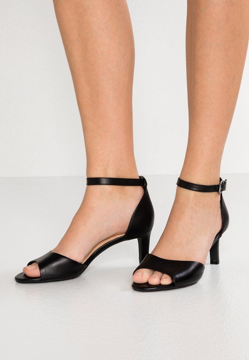 Clarks - LAURETI GRACE - Sandals - black