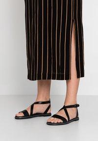 Clarks - BAY ROSIE - Sandals - black - 0