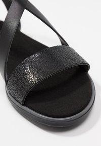 Clarks - BAY ROSIE - Sandals - black - 2