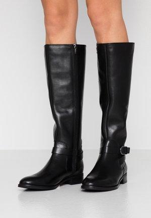 NETLEY WHIRL - Vysoká obuv - black