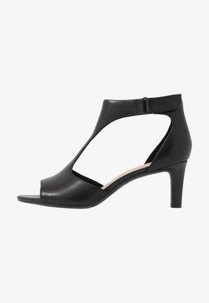 ALICE FLAME - Sandals - black