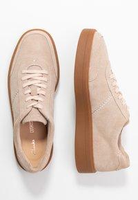 Clarks - HERO WALK - Sneakers basse - blush - 3