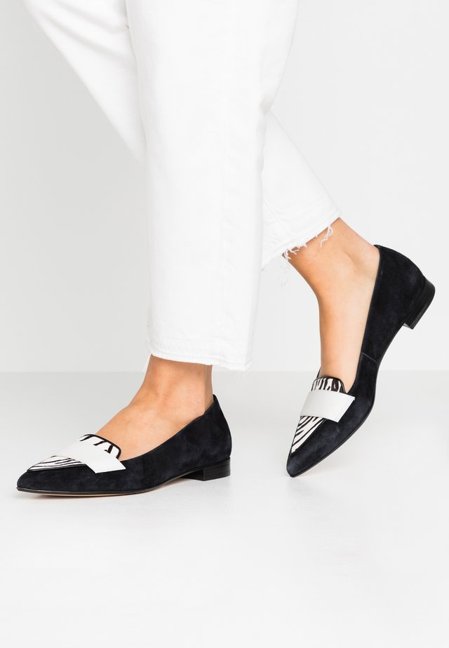 LAINA LOAFER - Loaferit/pistokkaat - back