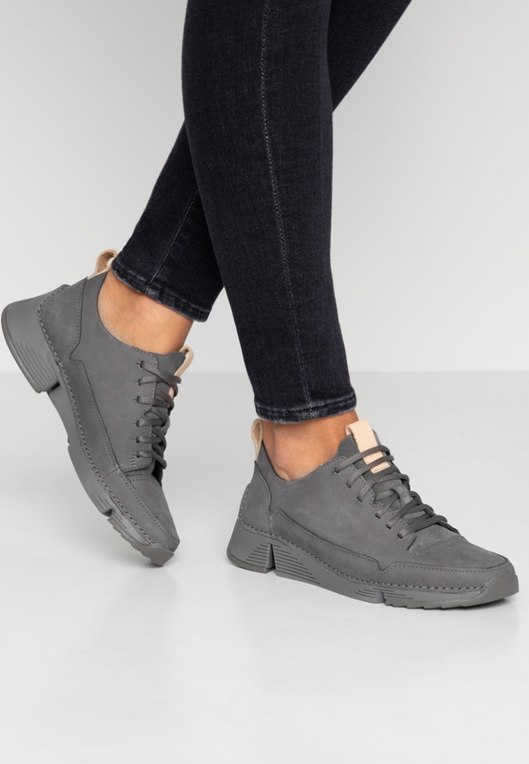 Clarks - Sneakers laag - gray
