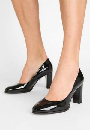 KAYLIN CARA - Escarpins à talons hauts - black