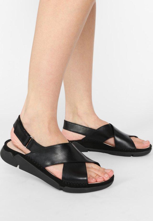 TRI ALEXIA - Sandals -  black