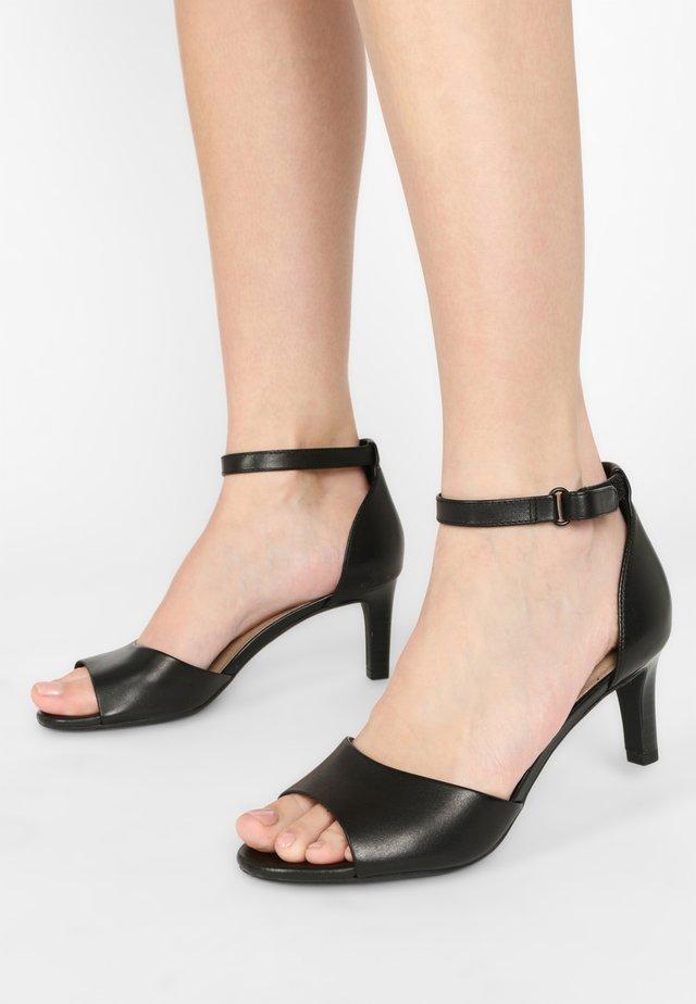 ALICE GRETA - Sandals - black