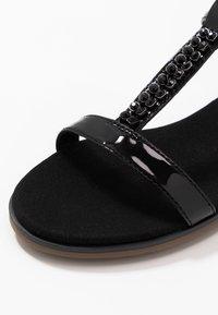 Clarks - BAY ROSA - Sandals - black - 5