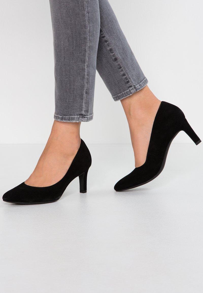 Clarks - CALLA ROSE - Classic heels - black