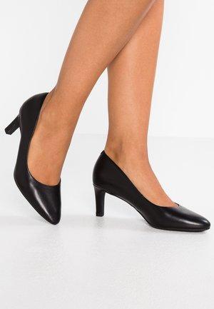 CALLA ROSE - Escarpins - black