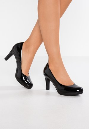 ADRIEL VIOLA - Classic heels - black